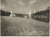 Podolský most r. 1942