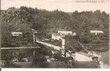 Řetězový most postavený V. Lannou v roce 1848 na Podolsku