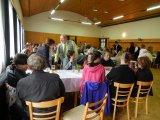 Slavnostní zahájení ve velkém sále kulturního domu